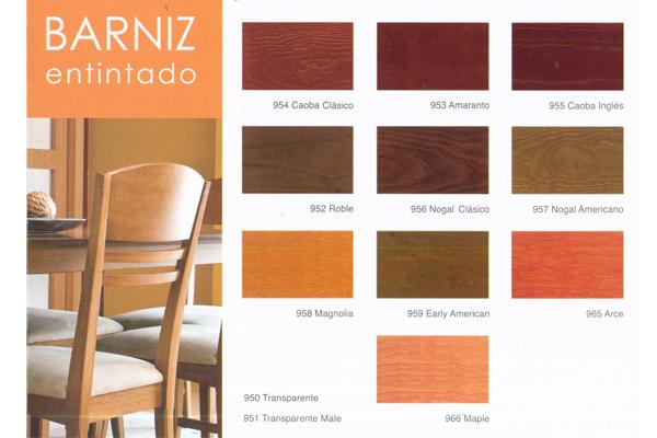 Pintasuper madera - Barniz para madera colores ...